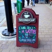 Second Cup Toronto