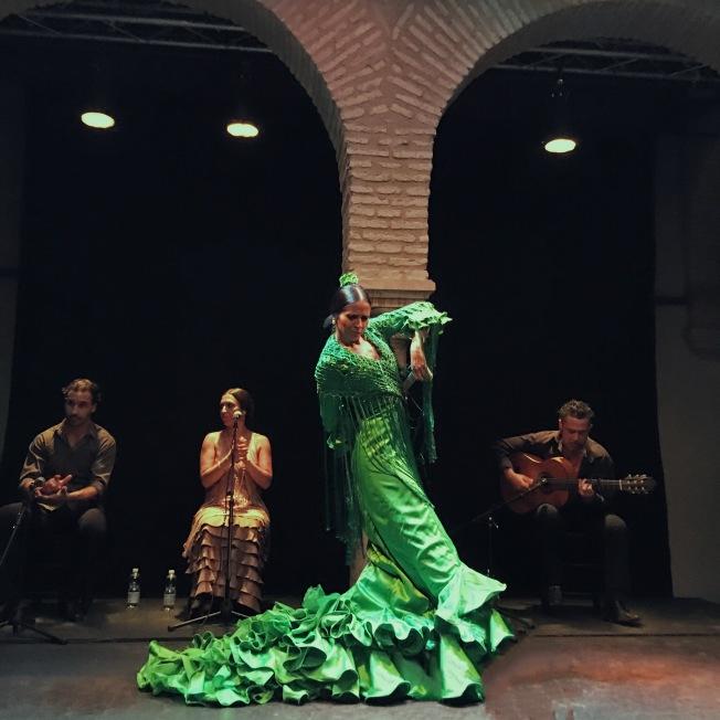 sevilla flamenco